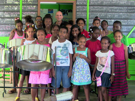 LABORIE STEEL PAN PROJECT